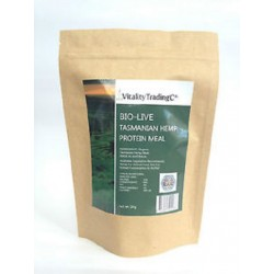 Vitality Trading Co Organic Biolive Tasmanian Hemp Protein Meal 1Kg