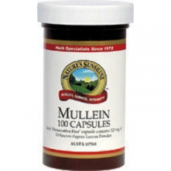 Nature's Sunshine Mullein 290mg 100c