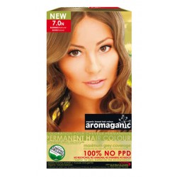 Aromaganic Organic Hair Colour 7.0N Blonde Natural
