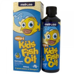 Melrose Omega Kids Fish Oil 500ml