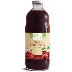 Complete Health Organic Sour Cherry Juice 100% Juice 700ml