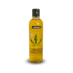 Melrose Organic Hemp Massage Oil 300ml
