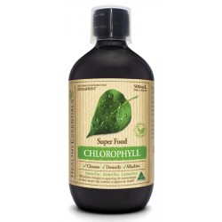 Healthy Essentials Liquid Chlorophyll High Strength 500mL