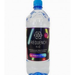 Frequency H2O Alkaline Spring Water: RAINBOW 12x 1Lt