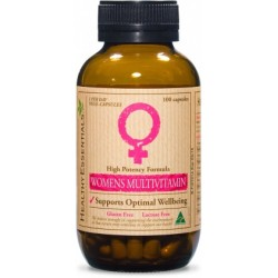 Healthy Essentials Women's Hi Potency Multi 100cap