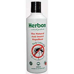 2 x Anti Insect Repellent Lotion 250ml by Herbon