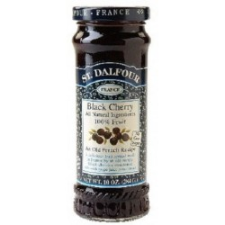 Black Cherry Fruit Spreads 284g St Dalfour