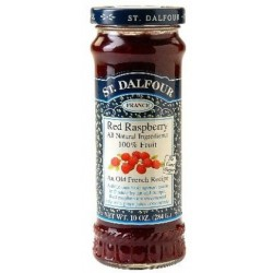 Red Raspberry Fruit Spreads 284g St Dalfour