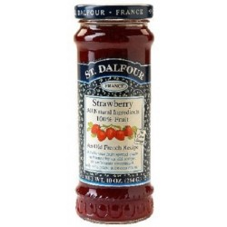Strawberry Fruit Spreads 284g St Dalfour