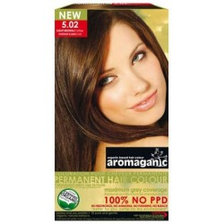 Aromaganic Black Hair Colour