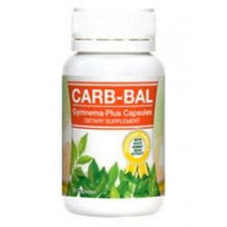 CARB-BAL (Gymnema-Plus with white kidney bean extract) Capsule x 90