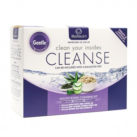 LIFESTREAM CLEANSE DETOX KIT