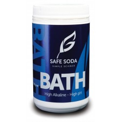 Safe Soda Bath