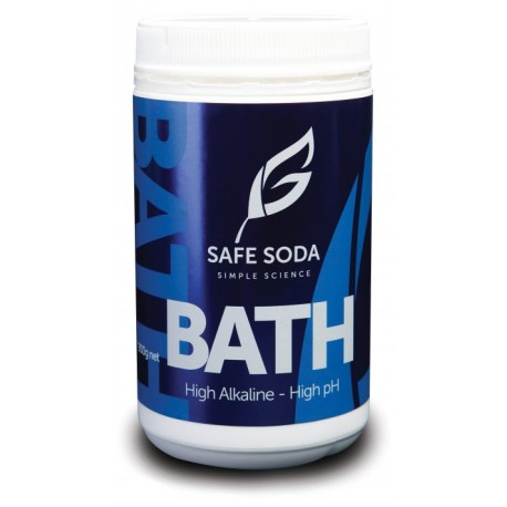 Safe Soda Life Bath