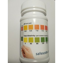 Safe Soda Test Strips