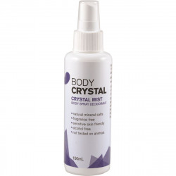 Crystal Deodorant Body Spray 100ml