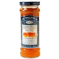 Golden Peach Fruit Spreads 284g St Dalfour