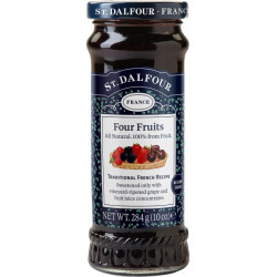 Four Fruits Fruit Spreads 284g St Dalfour