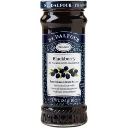 Blackberry Fruit Spreads 284g St Dalfour