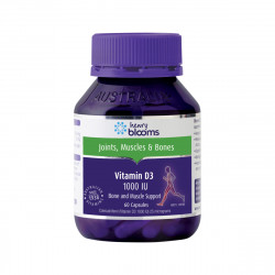 Vitamin D3 1000 IU 60c by Henry Blooms