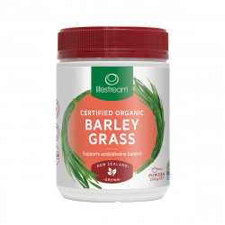 Lifestream Barley Grass Organic 250