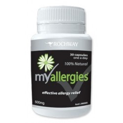My Allergies - 30 caps 500gm