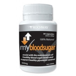 My Blood Sugar - Rochway 500mg