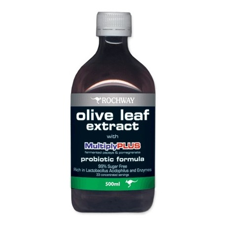 Olive Leaf Extract with Multiply Plus - 500ml