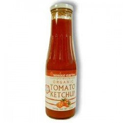 Whole Earth Organic Tomato Ketchup 340gm