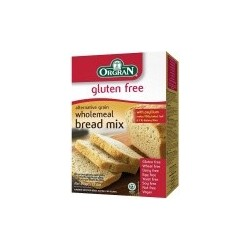 Wholemeal Bread Mix 375gm Orgran