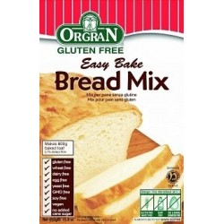 Bread Mix GFWFYF 450gm Orgran
