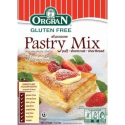All Purpose Pastry Mix 375gm Orgran