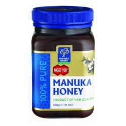 Manuka Health Honey 500gm MGO100+