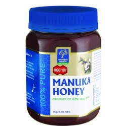 Manuka Health Honey 1kg MGO100+