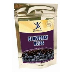 Dr Superfoods Blueberry Bliss Dark Choc 125g
