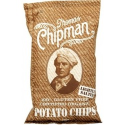 Thomas Chipman Organic Potato Chips Lightly Salt 100g
