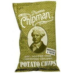 Thomas Chipman Org Rosmary&Thyme Potato Chip 100g