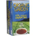 Organic Ceylon Garden 50 Teabags by Natures Cuppa