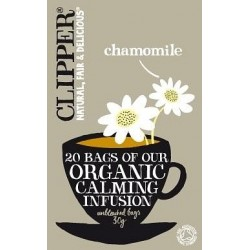Clipper Organic Chamomile 20Teabags