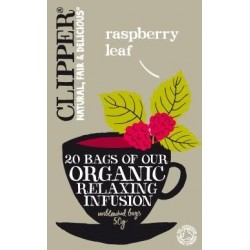 Clipper Organic Raspberry Leaf 20Teabags