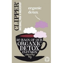 Clipper Organic Infusion Detox 20Teabags