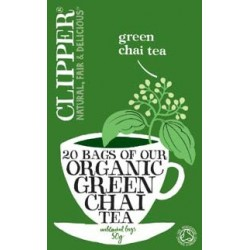 Clipper Organic Green Chai 20Teabags
