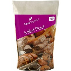 Organic Ceres Organics Brand Millet Flour 1kg (Stand Up)
