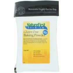 Organic Gluten Free Baking Powder 125g by Natures First