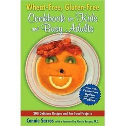 Wheat Free Gluten Free C'Book Kids Adult
