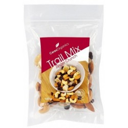 Organic Trail Mix Ginger Ceres Brand 140g