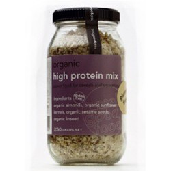 Organic Real Good Foods High Protein Mix Jar 280g