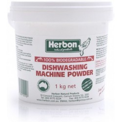Dish Washing Machine Powder 1kg by Herbon