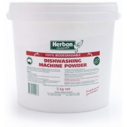 Dishwashing Powder Chemical Free 5kg by Herbon