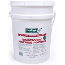 Dishwashing Powder 20kg Super Strength by Herbon